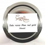 Sale rosso delle Hawaii
