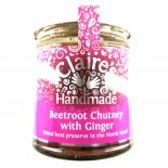 Claire's Handmade Beetroot Chutney with Ginger